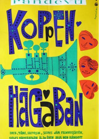 Randevú Koppenhágában filmplakát