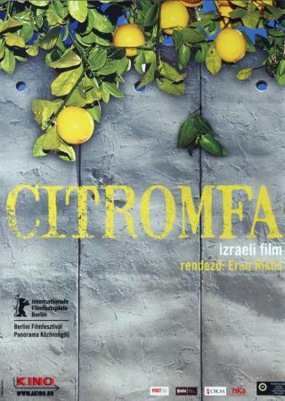 Citromfa filmplakát
