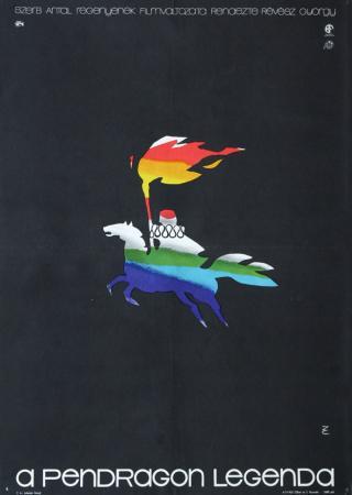 A pendragon legenda filmplakát