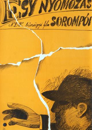 Egy nyomozás sorompói filmplakát