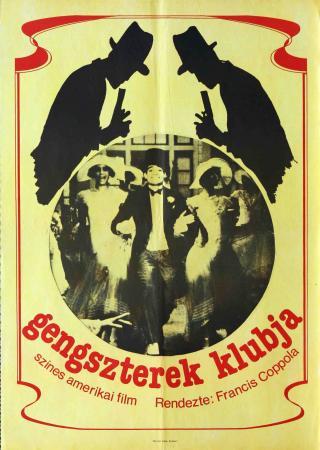 Gengszterek klubja filmplakát