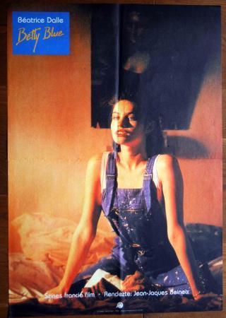 Betty blue filmplakát