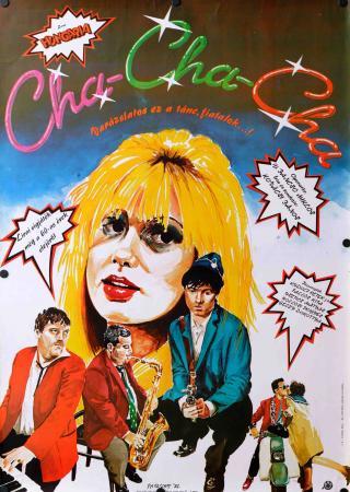 Cha-cha-cha filmplakát