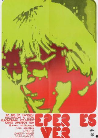 Eper és vér filmplakát