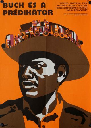 Buck és a prédikátor filmplakát