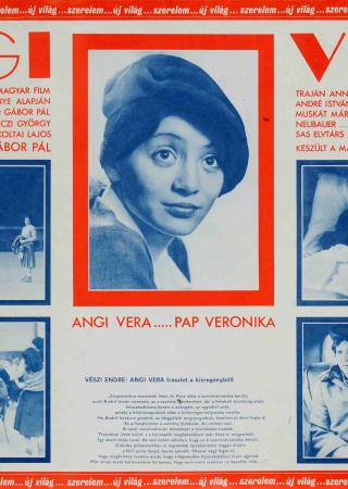Angi Vera filmplakát