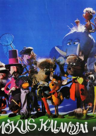 Misi mókus kalandjai filmplakát