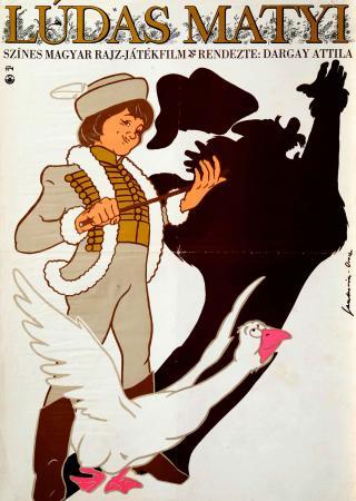 Ludas Matyi filmplakát