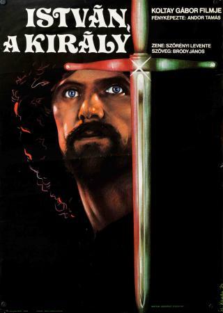 István a király filmplakát