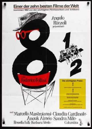 8 és 1/2 filmplakát