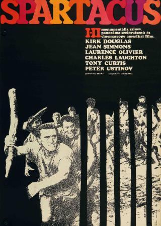 Spartacus filmplakát