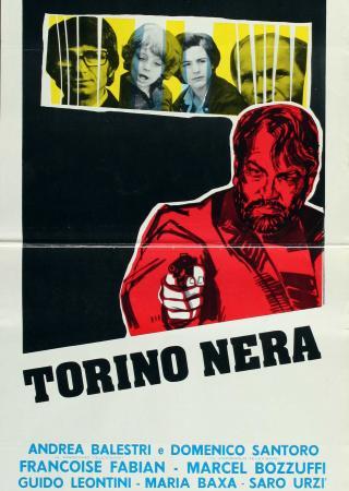 Sötét Torinó filmplakát