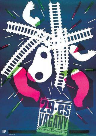 29-es vágány filmplakát