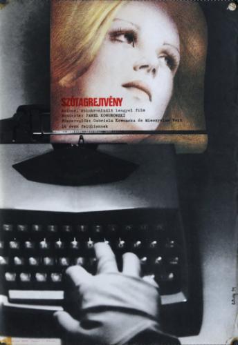 Szótagrejtvény filmplakát