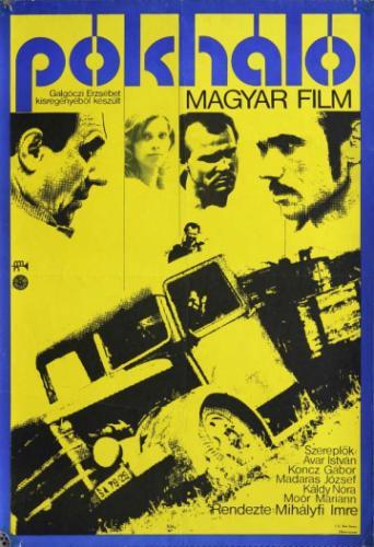 Pókháló filmplakát