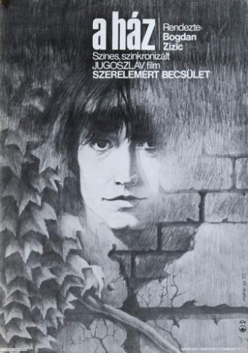 A ház filmplakát