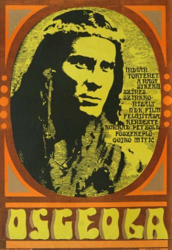 Osceola filmplakát