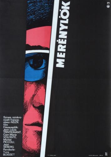 Merénylők filmplakát