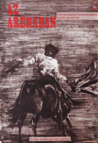 Az Arénában filmplakát