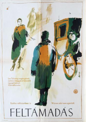 Feltámadás filmplakát