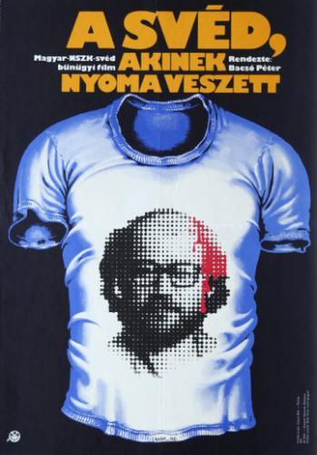 A svéd, akinek nyoma veszett filmplakát