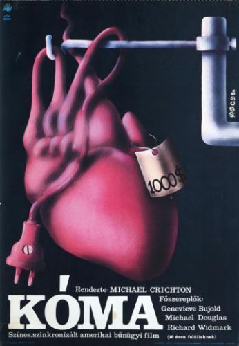 Kóma filmplakát
