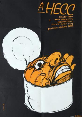 A hecc filmplakát
