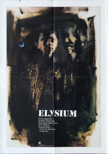 Elysium  filmplakát