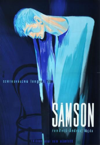 Sámson filmplakát