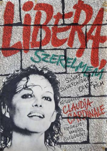 Libera, szerelmem filmplakát