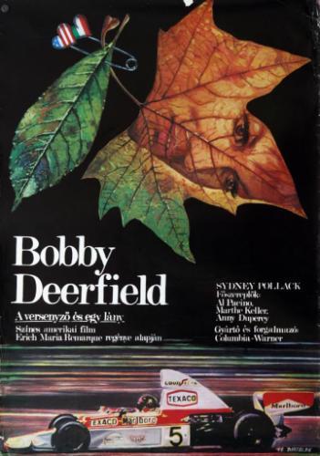 Bobby Deerfield  filmplakát