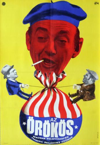 Az örökös filmplakát
