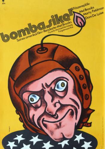 Bombasiker filmplakát