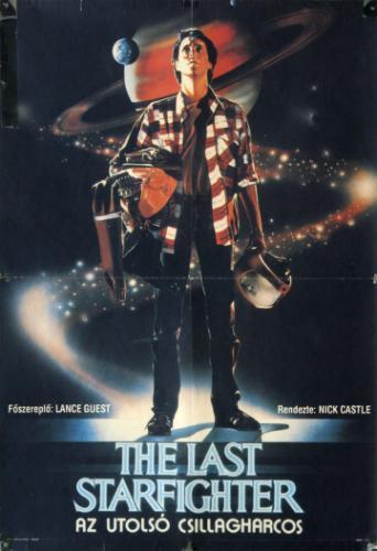 Az utolsó csillagharcos  filmplakát