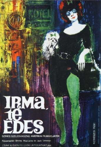 Irma, te édes  filmplakát