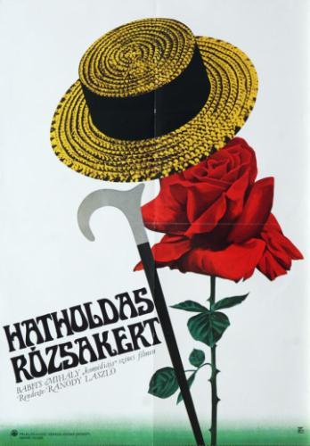 Hatholdas rózsakert  filmplakát