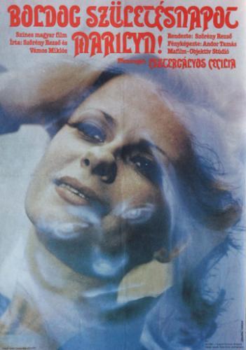 Boldog  születésnapot Marilyn filmplakát