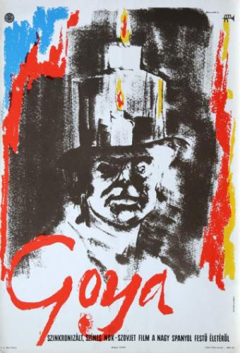 Golya filmplakát