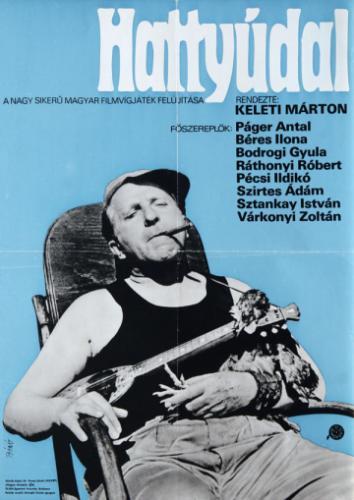 Hattyúdal filmplakát