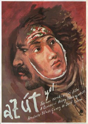 Az út (yol) filmplakát