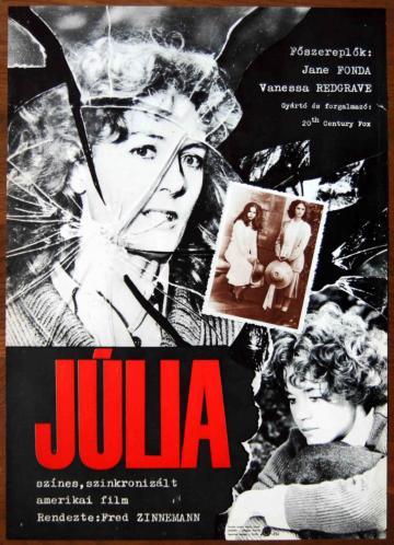 Júlia filmplakát