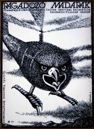 Ragadozó Madarak filmplakát