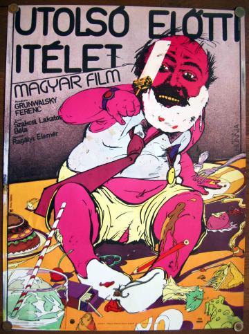 Utolsó előtti ítélet filmplakát