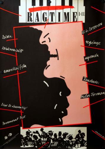 Ragtime 1-2. filmplakát