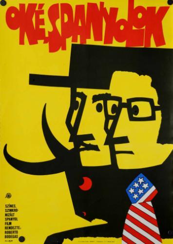 Oké spanyolok filmplakát