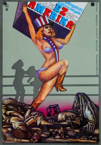 Ez Amerika filmplakát