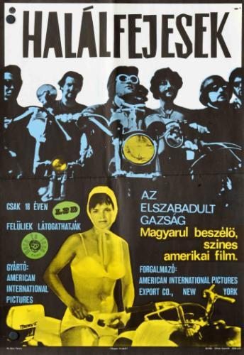 Halálfejesek filmplakát