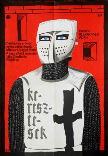 Keresztesek filmplakát