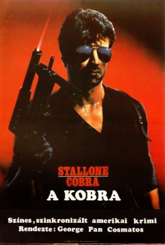 A kobra filmplakát