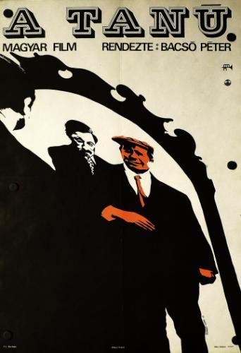 A tanú filmplakát